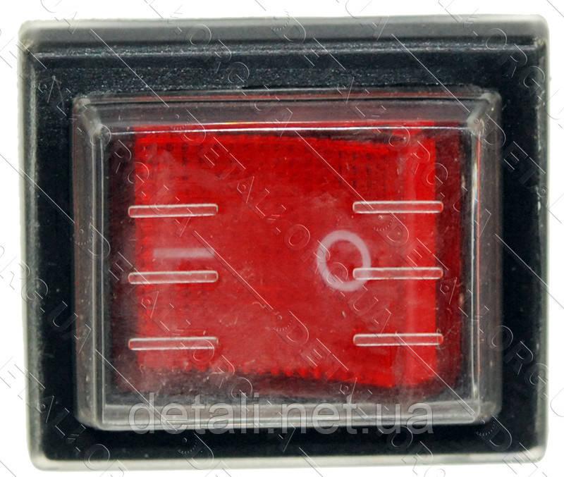 Кнопка точило 4 контактов 10A, Зенит ЗСТ-150/350