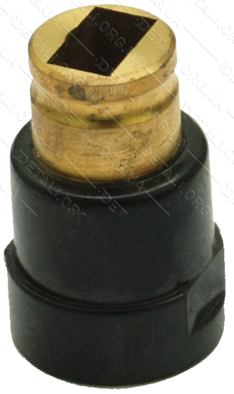 Щіткотримач 6х10 H 31mm під пробку 14mm