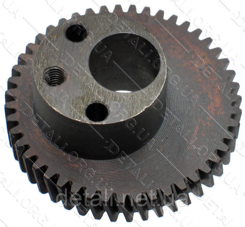 Шестерня-эксцентрик лобзика Интерсколл МП-100 d14*49 47 зубов лево оригинал