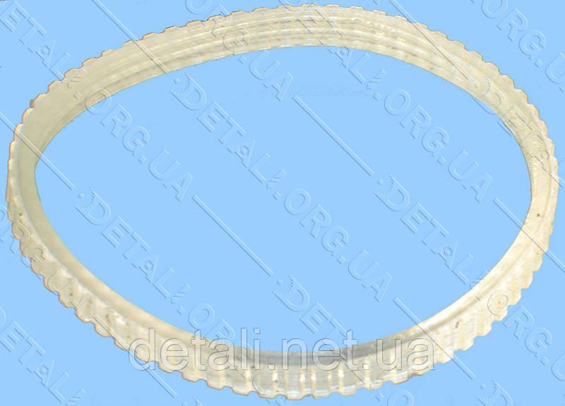 Ремень силиконовый 3-х ручейковый L254