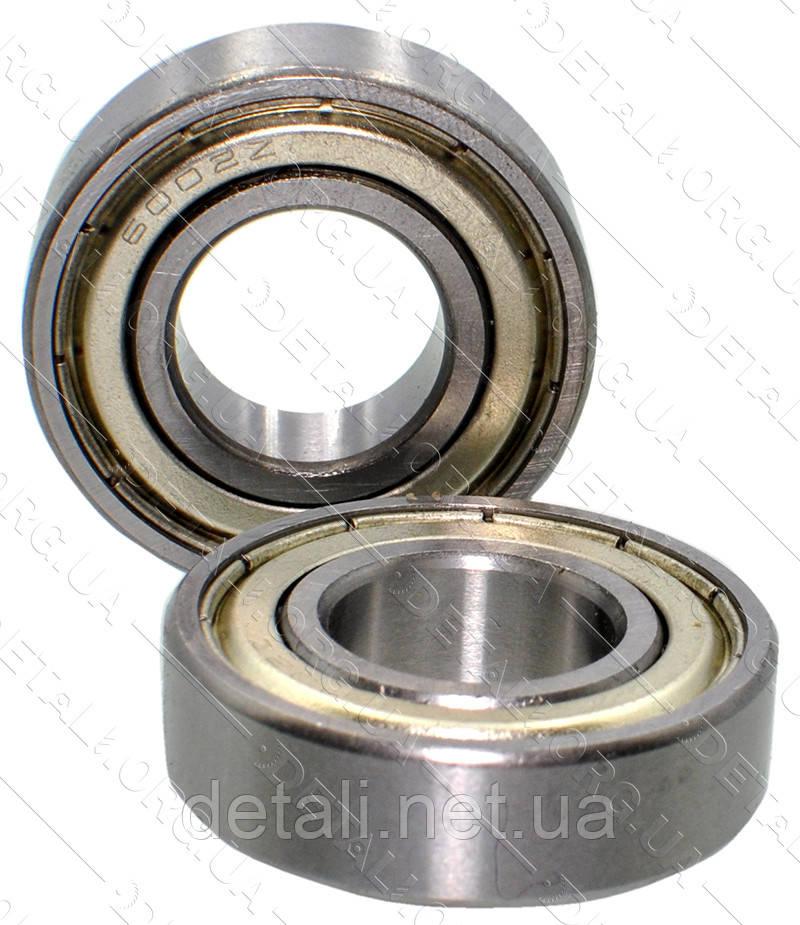 Подшипник 6002 ZZ (15*32*9) металл