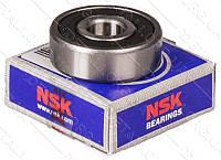 Подшипник 626 NSK RS (6*19*6) резина