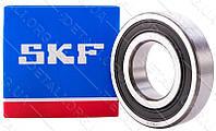 Подшипник 6306 RS SKF (30*72*19) резина