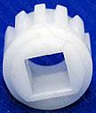 Втулка шнека (D24 мм, H23 мм, квадрат 10 мм), фото 2