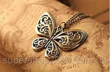 Підвіска Метелик + ланцюжок