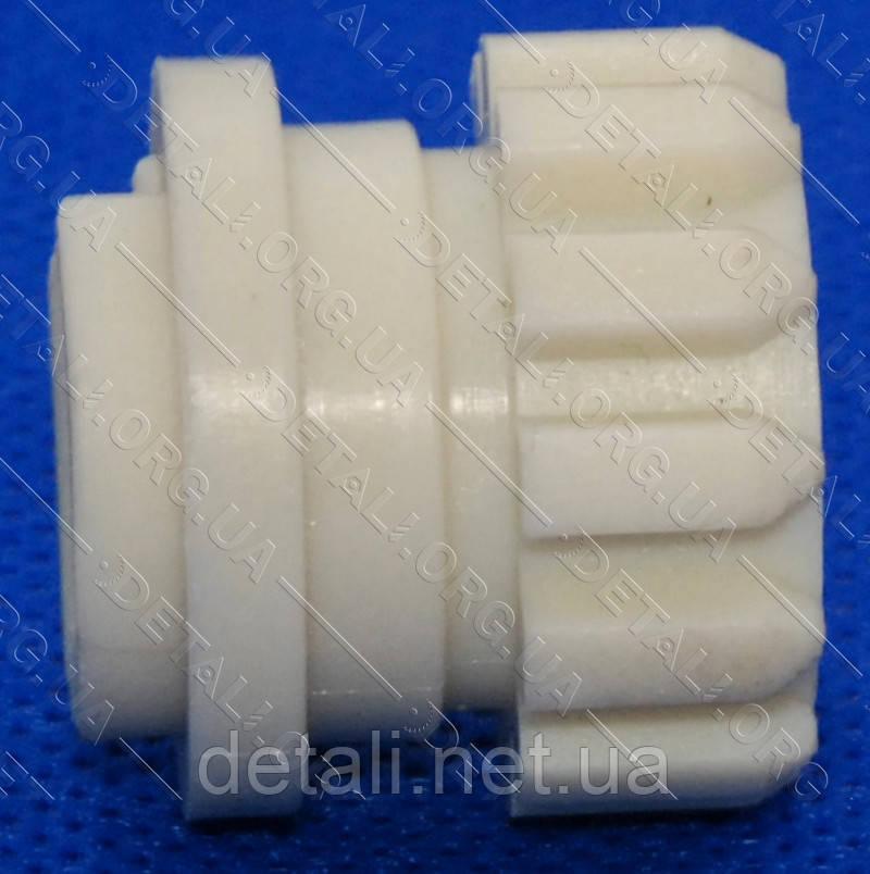 Втулка (муфта) мясорубки Bosch пластик - 753348 (Украина)