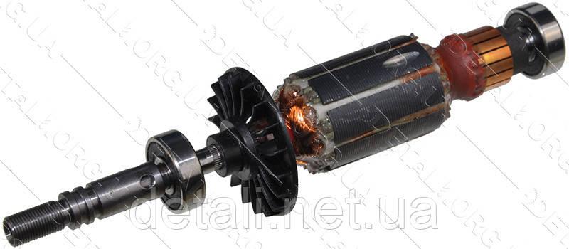 Якорь гравер Bosch DREMEL 3000 (149*25 резьба 7мм) оригинал 2610009848