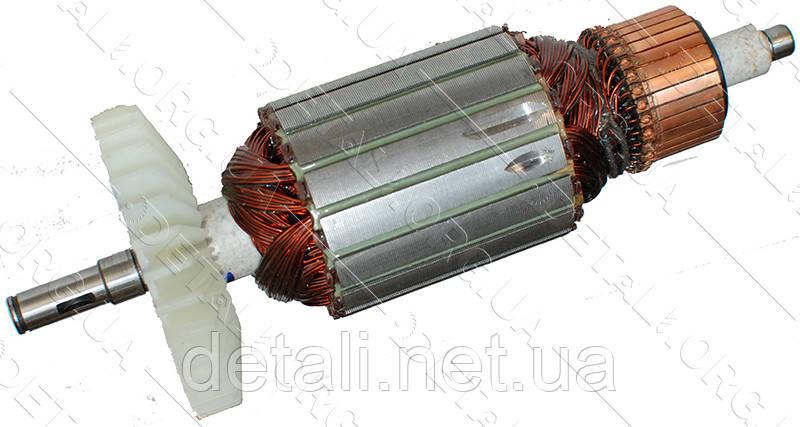 Якорь болгарка Craft 230 2500W (216*57 шпонка 10мм)  GUA
