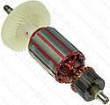 Якір болгарка Bosch GWS 7-125/ 8-115/ 8-125/ 10-125 (163*35 посадка 8мм), фото 3
