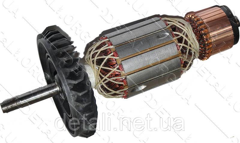 Якорь болгарки Bosch GWS 20-180 (205*54 посадка 10мм) ACE 1604011296