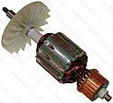 Якір пила ланцюгова Wintech 2250, Арсенал ПЦ-2300, Элпром ЕЦП-2400 (178*47 різьблення 6 мм), фото 3