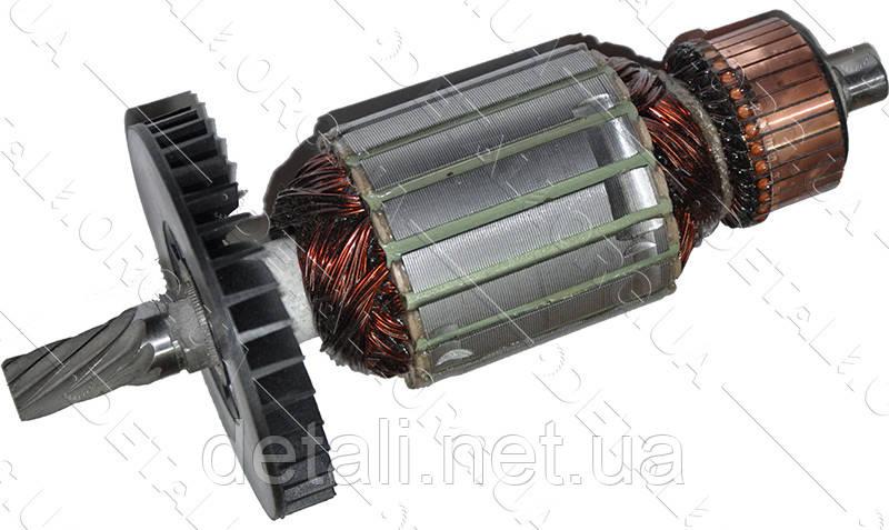 Якорь пила дисковая (торцевая) Makita LS 1040 /Энхель (183*54 9-з/лево) аналог 516718-8