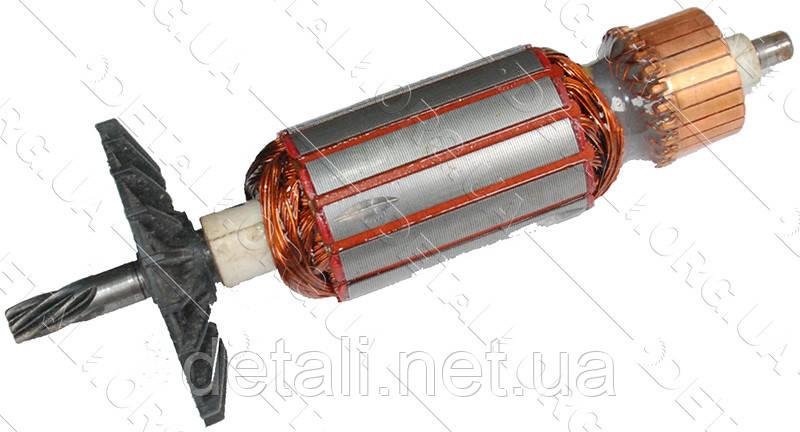 Якорь пила дисковая Bosch 66 (184*40 6-з /лево) аналог 1604010339