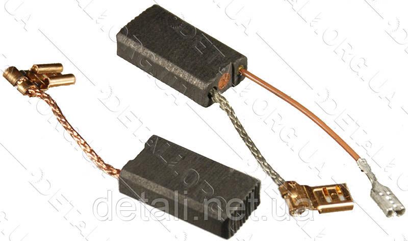 Щітки Bosch A-69 (GSH 5E) 6,2х12,5 оригінал 1617014135