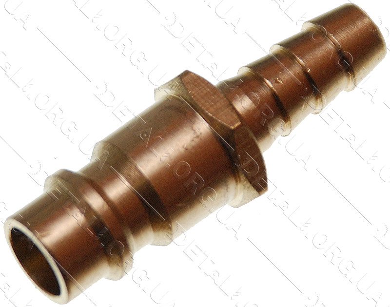 Переходник со шланга 8мм на ответную часть быстроразъемного соединения