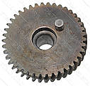 Шестерня-эксцентрик лобзика Темп ПЛЭ-90 D-152 d9*45 41 зуб, фото 2