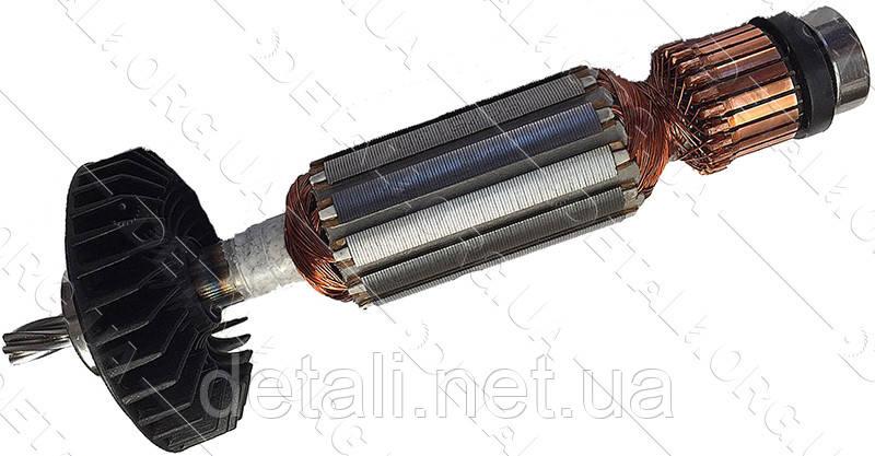 Якір висічні ножиці Makita JN1601 оригінал 517513-9 (156.5*29.5 6-з право)