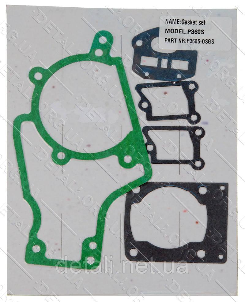 Набор прокладок бензопилы Partner P340/360S