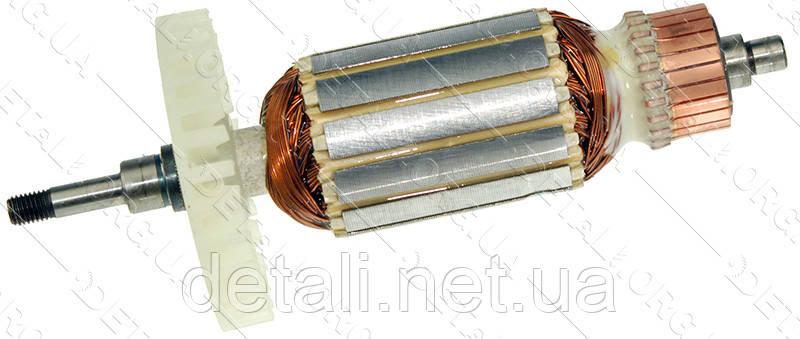 Якорь болгарка Темп 115 (№2)(142*32 шпонка 8мм)