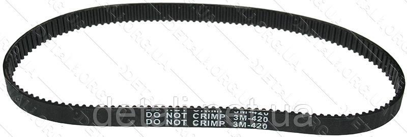 Ремень зубчатый 3M-420-10 для аэратора Gardena ES 500