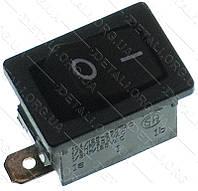 Кнопка шлифмашина DWT ESS-200/EX-125MV 10A 15*21 оригинал, фото 1