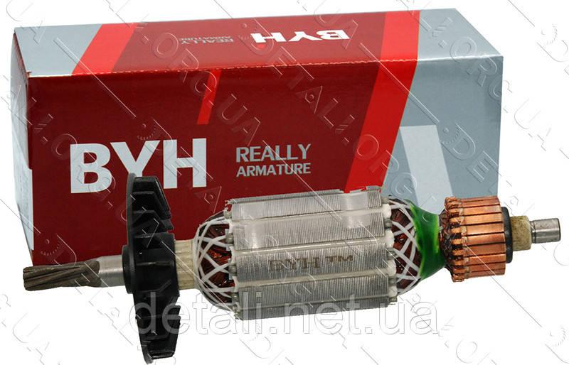Якорь перфоратора Bosch GBH 2-24 (153*35 6-з /лево) PRO 1614010227