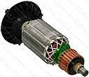 Якорь перфоратора Bosch GBH 2-24 (153*35 6-з /лево) PRO 1614010227, фото 3
