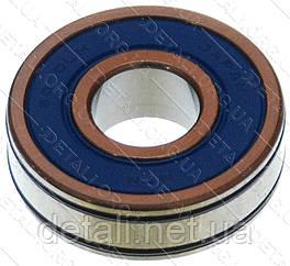 Подшипник с уплотнительными кольцами Makita 6000 RS (10*26*8) резина оригинал 211289-7