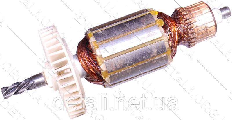 Якір дриль зеніт ЗД-1250 (146*38 4-з /ліво)