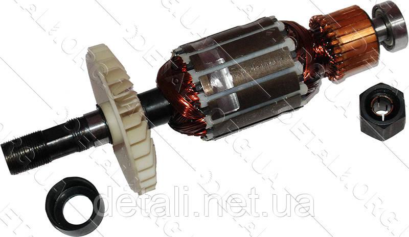 Якір фрезер Bosch POF 1100AE (183*44) оригінал 1609203R63