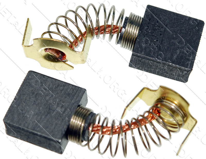 Щітки Bosch 105P (GCM12) 7х17 оригінал 1619P04451