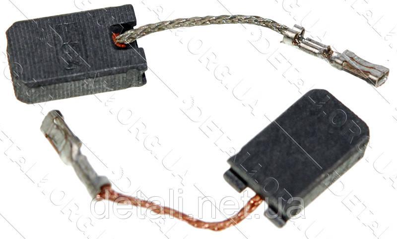 Щетки Bosch A-77 (GWS 10-125/14-125/14-150)5х10 оригинал (1607014176)