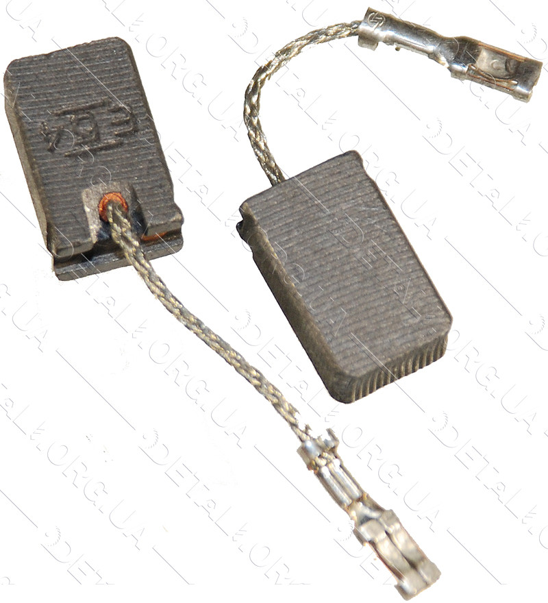 Щетки Bosch E-64 6х10х16,5 оригинал 1607000V53