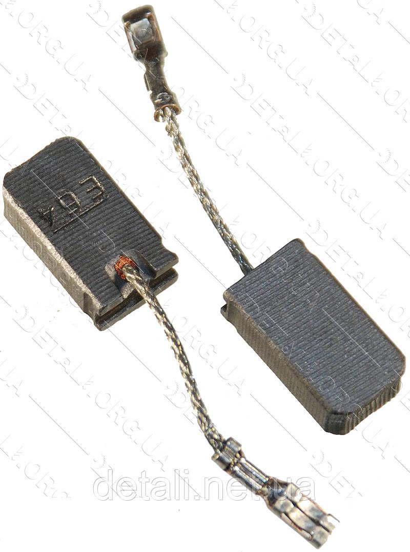 Щітки Bosch E-64 6х10х18 оригінал 1 607 000 V37