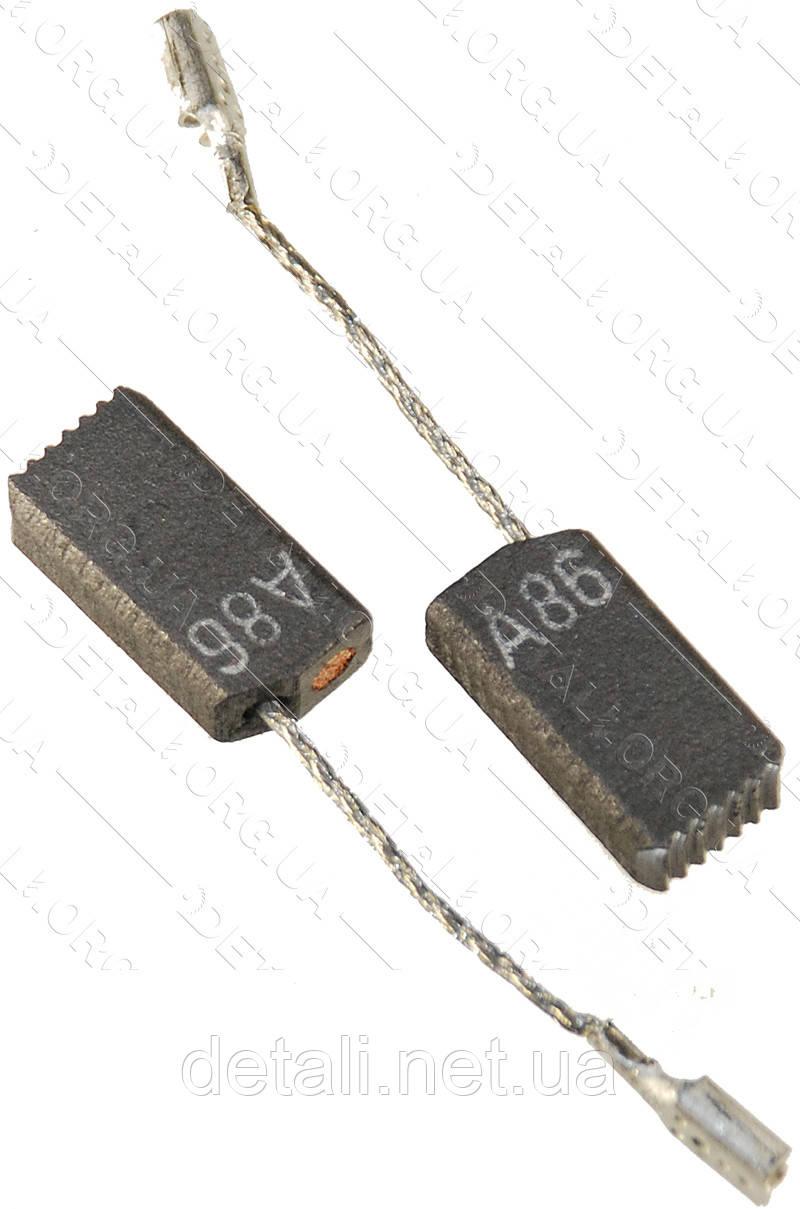 Щетки Bosch A-86 5х8х15 оригинал 1 607 014 145