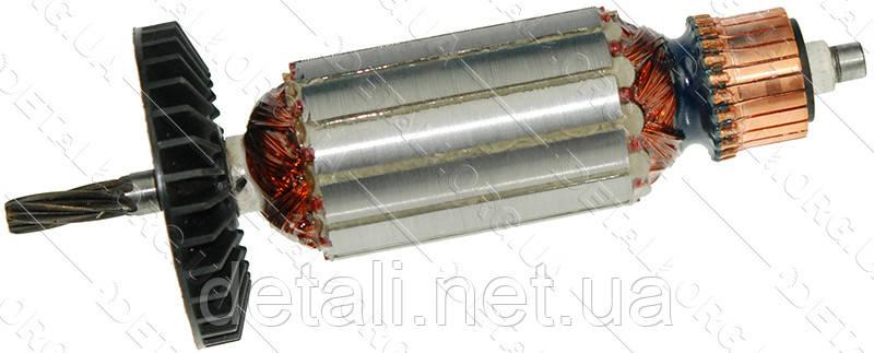Якорь перфоратор Skil (Bosch) 1755 (650w) (160*37 6-з право) 2610393207