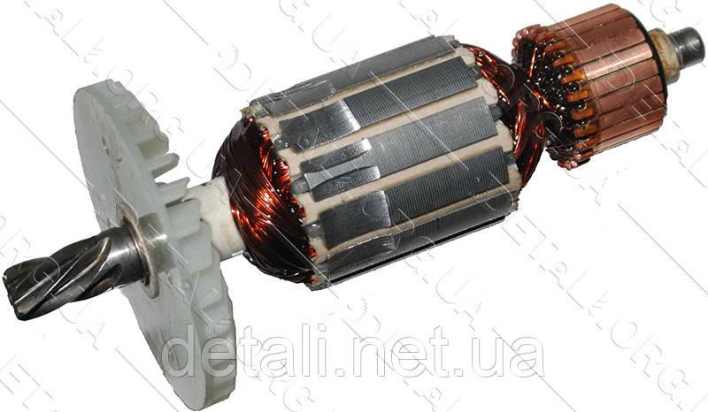 Якорь перфоратор Hitachi DH45MR (154*41 6-з лево)