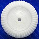 Шестерня мясорубки РАТЕП ЭМШ 35/130, Серафима (D65/25мм, H34, зуб 44/11), фото 3