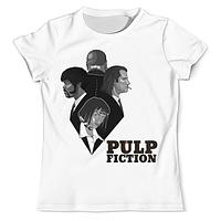 Футболка GeekLand Криминальное чтиво Pulp Fiction logo PF.01.001
