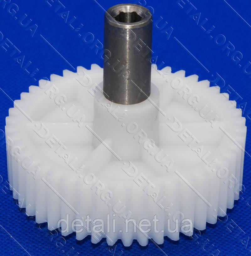 Шестерня Moulinex MS-5775457 (D82/16 мм, H72/22 мм) внутр. шестигранник (длин)