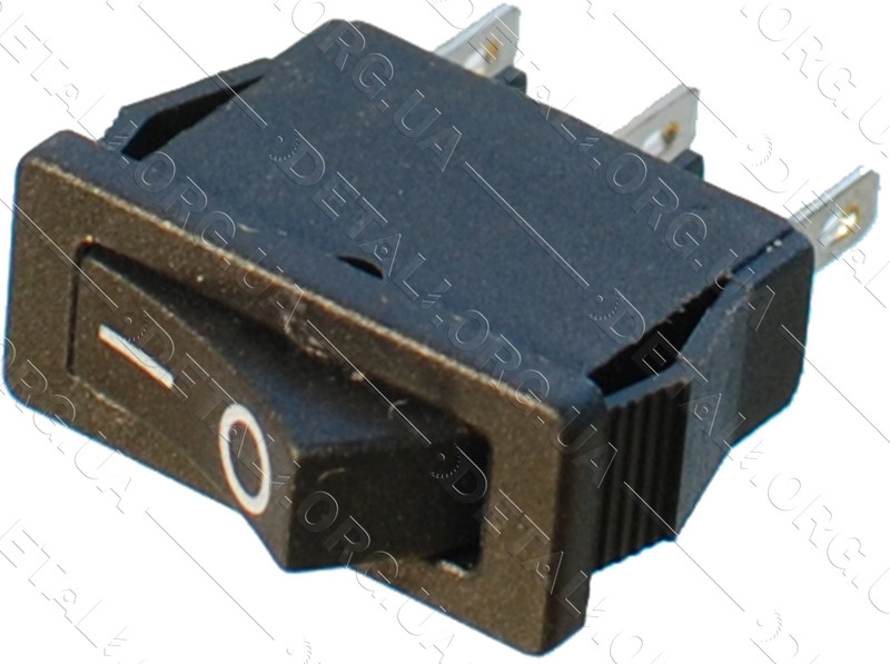 Тумблер 2 положения 3 контакта 10*21 mm