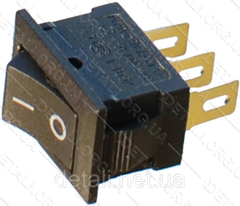 Тумблер 2 положення 3 контакту 10*15 mm 3A