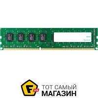 Память Apacer DDR3L 4GB, 1600MHz, PC3-12800 (DG.04G2K.KAM)