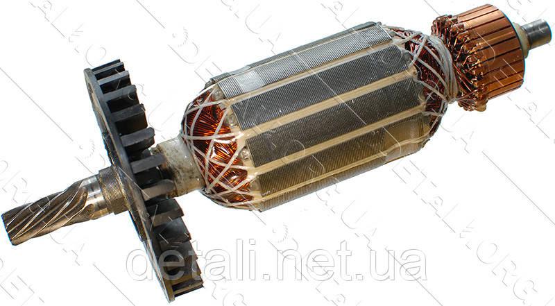 Якорь пила дисковая Makita 5705R (172*41 7-з лево)  GUA аналог 516418-0