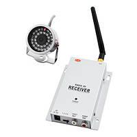 Беспроводная видеокамера 211 + 802С с приемником
