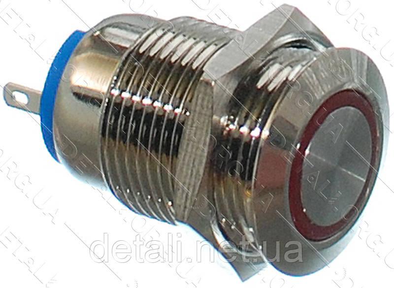 Индикатор антивандальный d18mm резьба 16mm h24mm 2 контакта