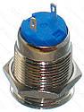 Индикатор антивандальный d18mm резьба 16mm h24mm 2 контакта, фото 2