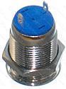 Кнопка антивандальная d14mm резьба 12mm h20mm 2 контакта, фото 2