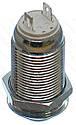 Кнопка антивандальная d14mm резьба 12mm h25mm 2 положения 2 контакта, фото 2