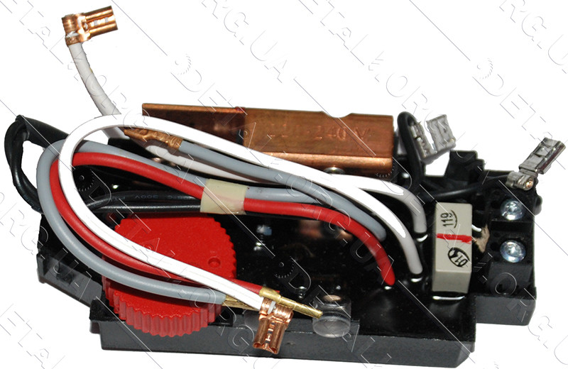 Регулятор оборотів перфоратор Bosch GBH 5 оригінал 1617233049